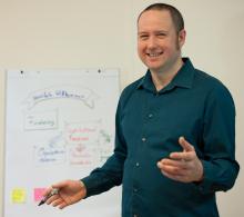 12. Tobias Döppe - Fundraising + Prozessmoderation